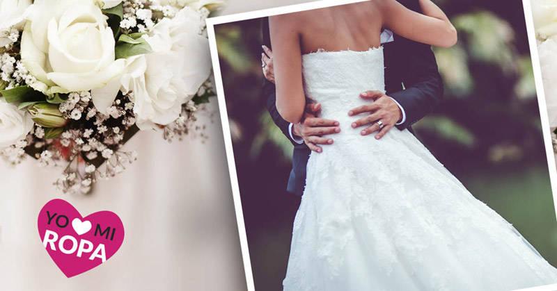 Tintorería - Limpieza de vestidos de novia