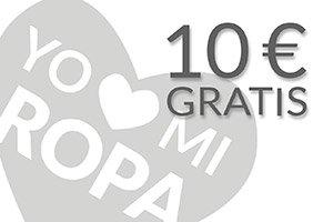 Cupón Descuento 10€