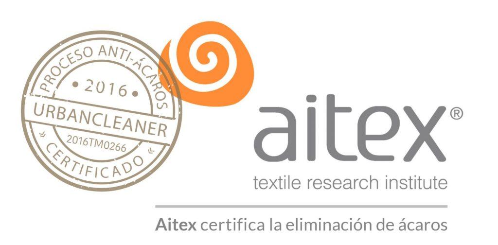 CERTIFICADO AITEX_urbancleaner
