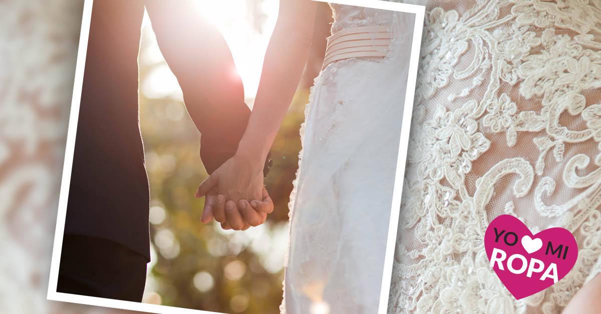 Tintorería Limpieza de vestidos de novia