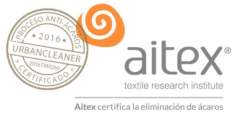 Certificado de eliminación de ácaros