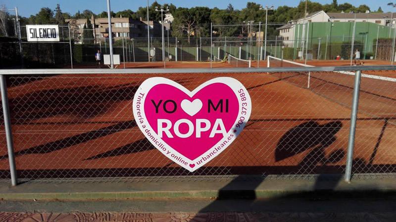 UrbanClean - Torneo de tenis
