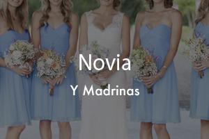 Pack Ahorro Novia y Madrinas