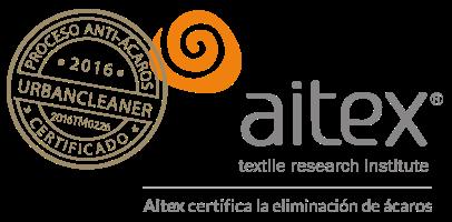Certificado Eliminación Ácaros