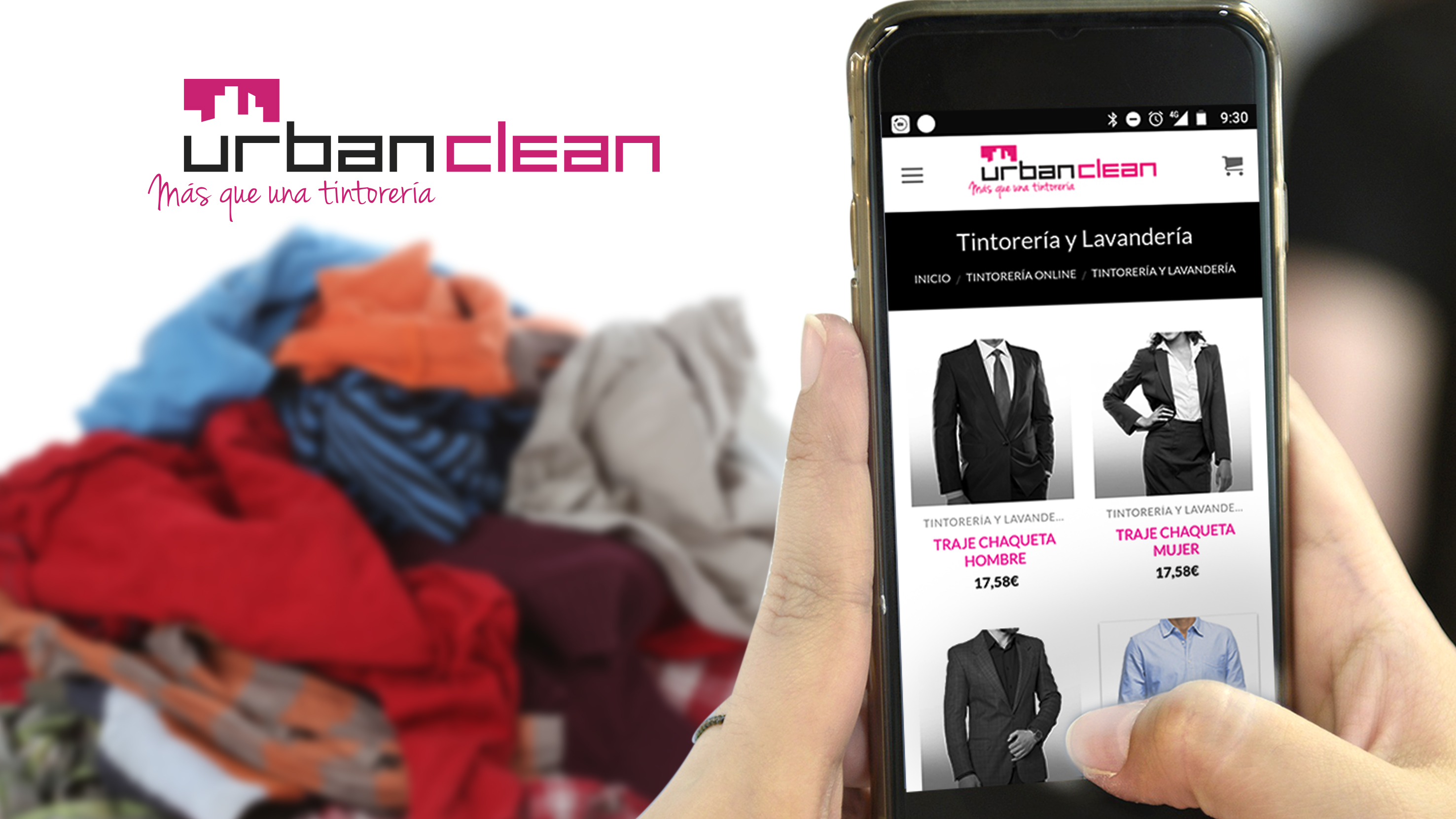 UrbanClean tiene app