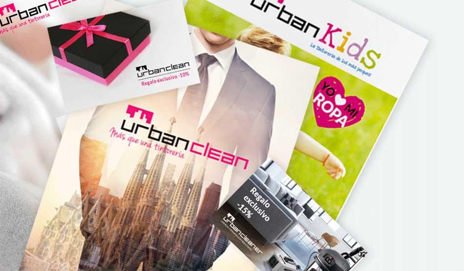 UrbanClean - Publicidad
