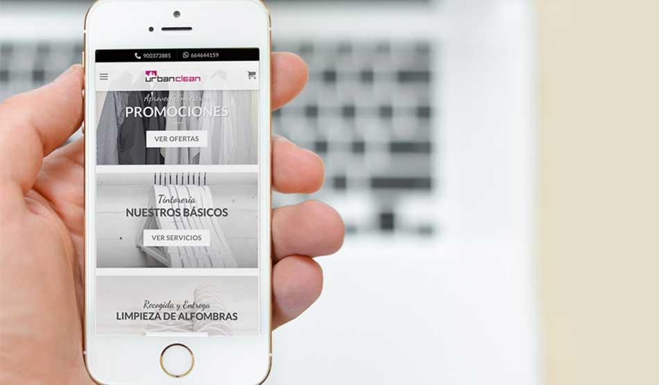 UrbanClean - Ecommerce y App