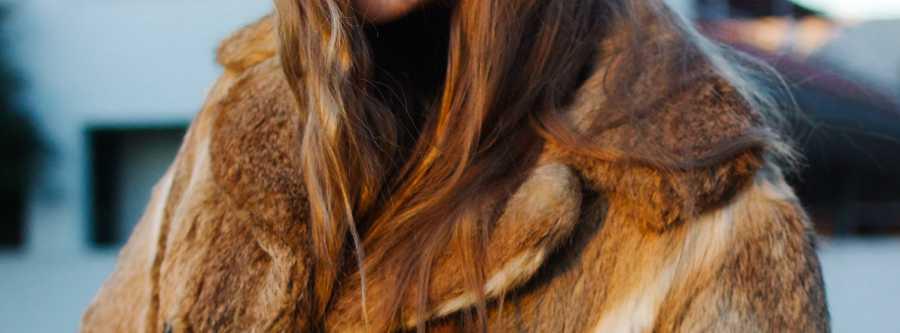 lavar abrigos de pelo