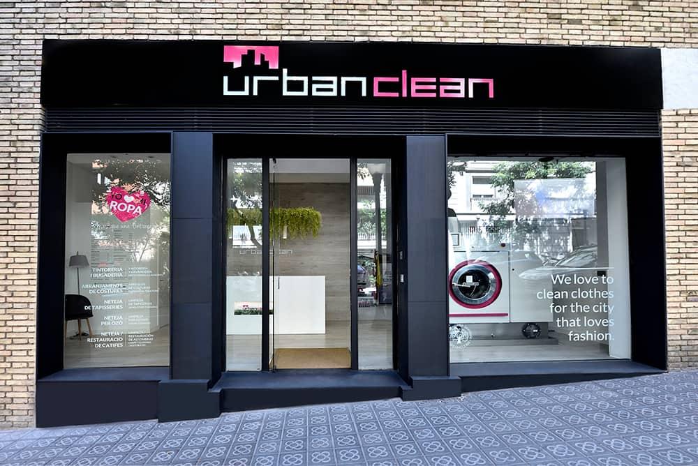 UrbanClean, imagen moderna